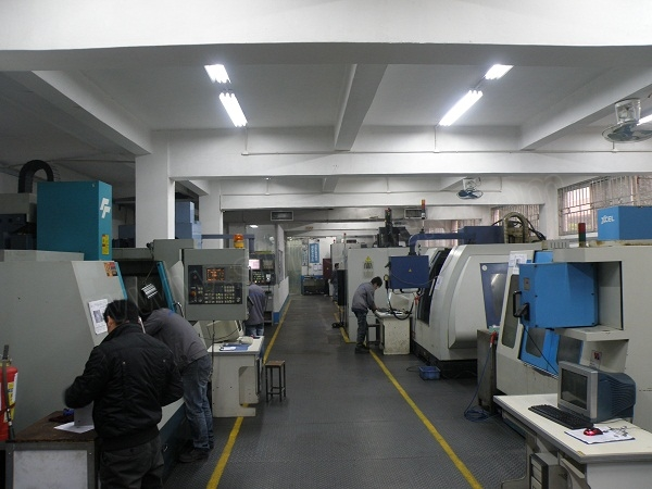 General CNC workshop