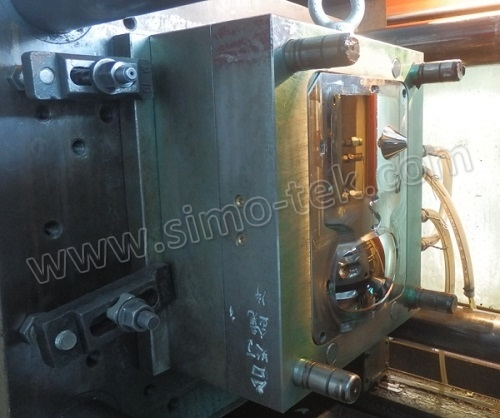 Mirror effect - plastic injection mold