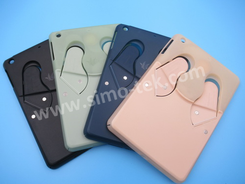 dual color injection case